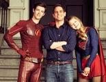 Primera imagen del crossover entre 'The Flash' y 'Supergirl'