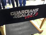 'Guardianes de la galaxias Vol. 2' empieza su producción y estrena nuevo logo