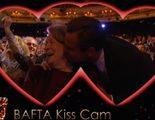 La kiss cam de los premios BAFTA, el mejor momento de la noche