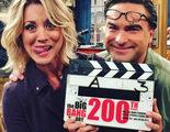 Los actores de 'The Big Bang Theory' comparten cómo ha sido su rodaje nº 200