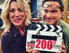 Los protagonistas de 'The Big Bang Theory' celebran su capítulo 200