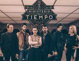 Así reacciona el público con el estreno de 'El Ministerio del Tiempo': 'El Santo Grial de la ficción española'