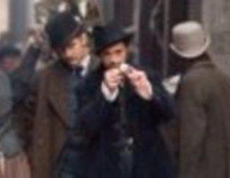 Nueva imagen de \'Sherlock Holmes\'