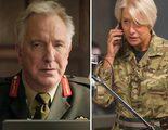Tráiler español en exclusiva de 'Espías desde el cielo', la última película de Alan Rickman