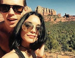 Vanessa Hudgens, acusada de vandalizar un parque nacional en Arizona