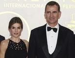 Pillan a los Reyes Felipe y Letizia en el cine viendo 'Deadpool'