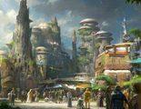 Disney revela los secretos del parque temático de 'Star Wars'