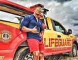 Nuevas imágenes del set de 'Los vigilantes de la playa' con Zac Efron y Dwayne Johnson