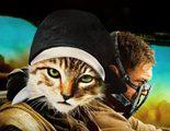 El gato protagonista de 'Keanu' parodia los pósters de los Oscar