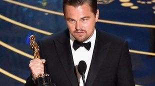 Leonardo DiCaprio gana su ansiado Oscar como Mejor Actor