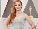 Sophie Turner revela un gran spoiler de la sexta temporada de 'Game of Thrones' en los Oscar