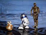 Oscar 2016: El motivo por el que C-3PO no llevaba su brazo escarlata