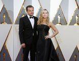 Kate Winslet se emociona con el Oscar de Leonardo DiCaprio