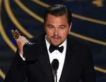 Así espera Leonardo DiCaprio a que su Oscar tenga su nombre
