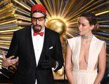 Sacha Baron Cohen se coló como Ali G en la gala de los premios Oscar