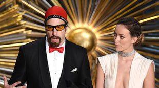 Sacha Baron Cohen se coló como Ali G en los Oscar