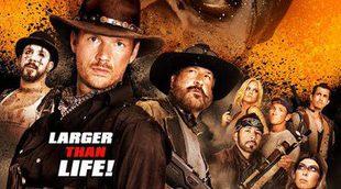 Póster de 'Dead 7', la película de zombies de los Backstreet Boys y NSYNC