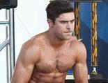 Zac Efron nos enseña cómo prepara sus músculos entrenando como un 'guerrero ninja' para 'Los vigilantes de la playa'