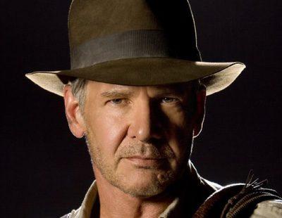 Es oficial   Indiana Jones  vuelve en 2019 con Harrison Ford y Steven  Spielberg - eCartelera a34de9e4199