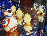 Una famosa pastelería de Madrid celebra la Pascua con dulces de 'Star Wars'