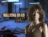 'The Walking Dead' rueda un capítulo en el set de 'Saw'