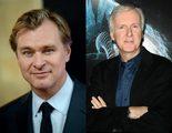 Christopher Nolan y James Cameron en contra de los planes de Sean Parker de estrenos multiplataforma