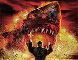 Primer tráiler de 'Shark Exorcist': Una mezcla entre 'Sharknado' y 'El exorcista'