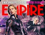 'X-Men: Apocalipsis': las impresionantes portadas de Empire con los mutantes protagonistas