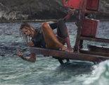 Blake Lively contra el gran tiburón blanco en el primer tráiler de 'Infierno Azul'