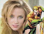 Confirmado el personaje de Amber Heard en el Universo DC