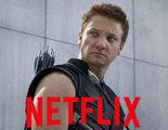 Jeremy Renner opina que llevar 'Ojo de Halcón' a Netflix puede ser una buena idea