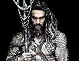 'La Liga de la Justicia': Jason Momoa se tiñe de rubio Aquaman