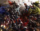 ¿Cuánto tardarías en ver todo el Universo Cinematográfico de Marvel?