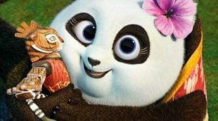 Taquilla España: 'Kung Fu Panda 3', la favorita en las vacaciones de Semana Santa