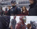 'Capitán América: Civil War': Imágenes inéditas en su nuevo tráiler internacional