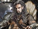 'Aquaman': Jason Momoa pasa de las malas críticas de 'Batman v Superman' entrenando duro