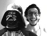 Adam Driver dice que el guion de 'Star Wars: Episodio VIII' es realmente genial