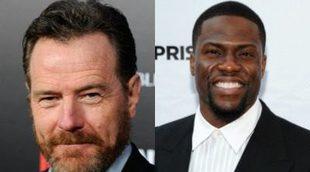 Bryan Cranston y Kevin Hart se unen al remake de 'Intocable'