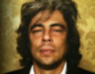 Benicio del Toro, ¿hombre lobo?