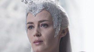 ¿Te atreverás a sentarte en el Trono de Hielo de 'El Cazador y la Reina del Hielo'?