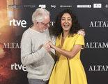 """Hugh Hudson, director de 'Altamira': """"Es esencial hacer películas en idiomas más universales que el español"""""""