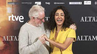 Entrevistamos a Hugh Hudson y Golshifteh Farahani por el estreno de 'Altamira'
