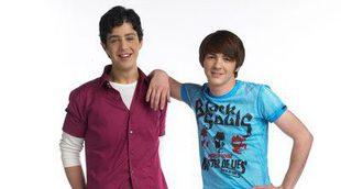 Así han crecido los protagonistas de la serie de Nickelodeon 'Drake & Josh'