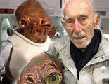 Muere Erik Bauersfeld, la voz del Almirante Ackbar en 'Star Wars', a los 93 años