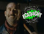 eCatfight: ¿Eran el final de 'The Walking Dead' y Negan lo que estábamos esperando?