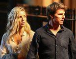 Primeras imágenes desde el set de 'La momia' con Tom Cruise y Annabelle Wallis