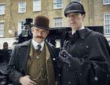 Comienza el rodaje de la cuarta temporada de 'Sherlock'
