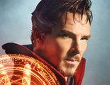Marvel presenta una nueva imagen oficial de Benedict Cumberbatch como el 'Doctor Extraño'
