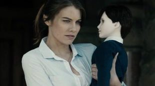 Tras 'The Walking Dead', un niño ataca a Lauren Cohan en el tráiler de 'The Boy'