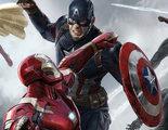 Entertainment Weekly lanza una portada desplegable con todos los protagonistas de 'Capitán América: Civil War'